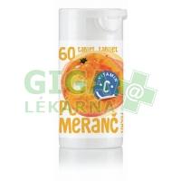 C-Vitamin 100mg - Pomeranč se sukralózou 60 tablet