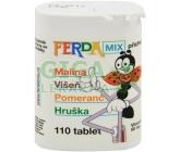 Obrázek C vitamin 60mg Ferda Mix 35g - 110 tablet