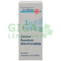Calcium fluoratum DHU 80 tablet D12 (No.1)