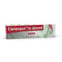 Canespor 1x denně krém 15g 1%