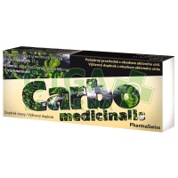 Carbo medicinalis PharmaSwiss 20 tablet