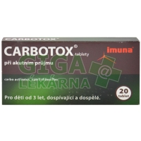 Carbotox 20 tablet