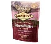 Carnilove Cat Kitten Salmon & Turkey Grain Free 0,4kg