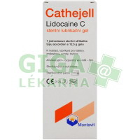 Cathejell Lidocaine C inj. 12.5g