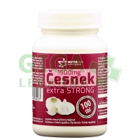 Česnek extra strong 1500mg 100 tablet