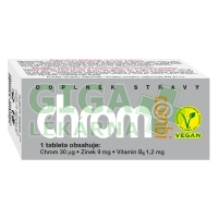 Chrom combi 60 tablet Naturvita