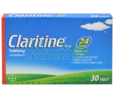 Claritine por.tbl.nob.30x10mg