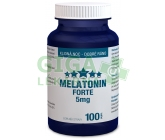 Clinical Melatonin Forte 5mg tbl.100