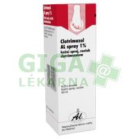 Clotrimazol AL Spray 1% 30ml