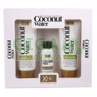 Coconut Gift Set-100ml Shampoo & Conditioner 30ml Water