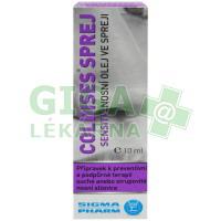 COLDISES Sensitiv nosní olej ve spreji 10ml