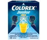 Obrázek Coldrex Junior citron 10 sáčků