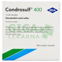Condrosulf 400 180 kapslí