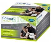 Cosmos Active - Sportovní tejp. bílý 3.75cm x7m
