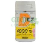 Obrázek D-Max 4000 IU 90 tablet