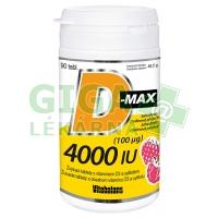 D-Max 4000 IU 90 tablet