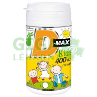 D-Max Kids 400 IU 90 tablet