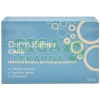 DermaSilver mýdlo s aktivním stříbrem 100g