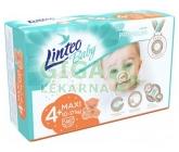 Dětské plen.LINTEO BABY PREMIUM MAXI+ 10-17kg 46ks