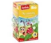 Dětský BIO Pohádkový čaj Na imunitu s jahod.20x2g