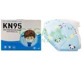 Dětský respirátor KN95 10 ks