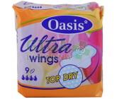 DHV Oasis ultra singel Top Dry 9ks