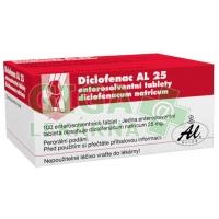 Diclofenac AL 25 tbl.obd.100x25mg