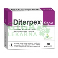 Diterpex Rapid 30 vega tobolek