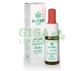 Dr.CBD 5% CBD konopný olej 10 ml