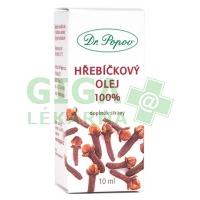 Dr.Popov Hřebíčkový olej 100% 10ml