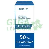 DUCRAY Kelual DS šampón 2x100ml (DUOPACK)