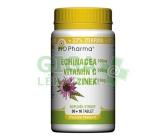Echinacea 100mg+VitamínC 500mg+Zinek 10mg tbl.30