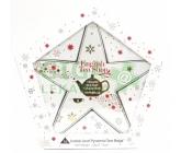 English Tea Shop Bio Červeno-zlatá sada s vánoční hvězdou 16ks