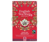 English Tea Shop Bio English Breakfast 20s.