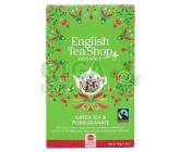 English Tea Shop Bio Fairt.Zelen.čaj Granát.j.20s.