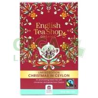English Tea Shop Bio Vánoce na Cejlonu 20 n.s.