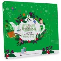 English Tea Shop Bio Zelený adventní kalendář 25s.