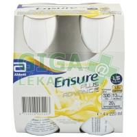 Ensure Plus Advance banánová příchuť 4x220ml