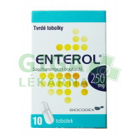 Enterol 250mg 10 tobolek
