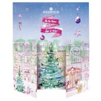 Essence adventní kalendář Ho Ho Home for x-mass 2020