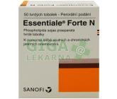 Essentiale Forte N por.cps.dur.50