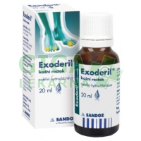 Exoderil roztok 20ml