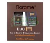 Florame Sada dárková pro muže L´eau aromatique BIO
