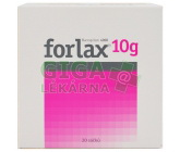 Forlax 10g por.plv.sol.20x10g