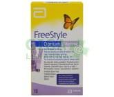 FreeStyle Optium beta-ketone 10ks