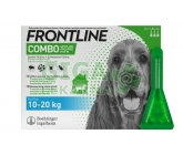 Frontline Combo Spot on Dog 10-20kg pipet.3x1.34ml