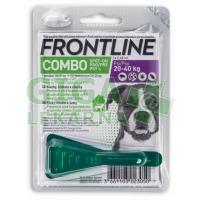 Frontline Combo Spot on Dog L 1 pipeta 2.68ml