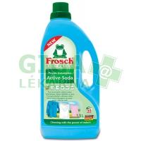 Frosch Prací prostředek s aktivní sodou 1,5l (EKO)