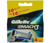Gillette Mach3 hl. 4ks