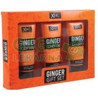 Ginger Gift set -100ml Shampoo,Conditioner & Body Wash